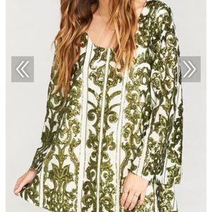 Show Me Your Mumu Sequin Dress